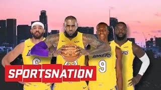 Download How would you rate the Los Angeles Lakers' offseason?   SportsNation   ESPN Video