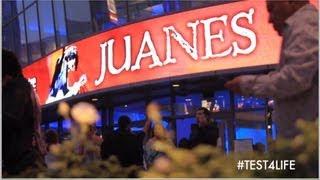 Download Juanes promueve el Día Nacional de la Prueba del VIH Video