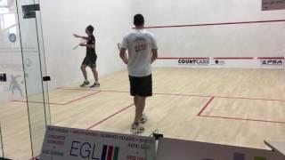 Download Squash - 2016 David Palmer vs Joe Lee Video