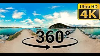 Download Sound of the Sea, 1 Hour (Ocean Noises) - VR 360 Video Video