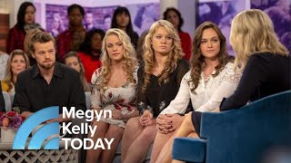 Download Willis Clan Describes Healing After Their Father's Sexual Abuse | Megyn Kelly TODAY Video