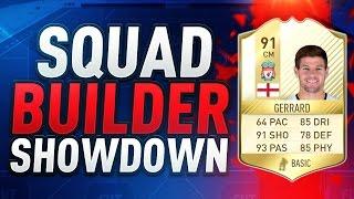 Download FIFA 17 | LEGEND STEVEN GERRARD SQUAD BUILDER SHOWDOWN vs AJ3 Video