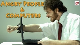 Download Angry People & Computers Compilation Video