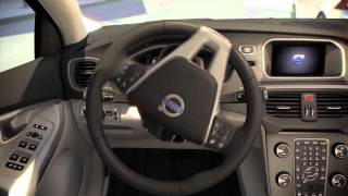Download Volvo Cars All-Digital Instrument Cluster Video