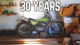 Download 250cc 2 Stroke Kawasaki Barn Find: Ike's Adventures Video