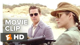 Download Allied Movie CLIP - Target Practice (2016) - Brad Pitt Movie Video