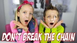 Download Don't Break the Chain Challenge!!!! / KarinaOMG / RonaldOMG Video