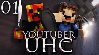 Download Minecraft YOUTUBER 1.9 UHC! | #1 (Ultra Hard Core) with PrestonPlayz & Woofless Video