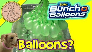 Download Bunch O Balloons Review 100 water balloons in less than a minute! - Water Balloon Fight! Video