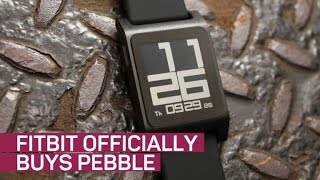 Download Fitbit officially buys Pebble (CNET News) Video