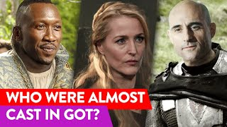 Download Stars Rejected By The 'Game Of Thrones' Casting | ⭐OSSA Video
