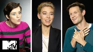 Download The Crown Cast Teach You How To Do A Royal British Accent | MTV Movies Video