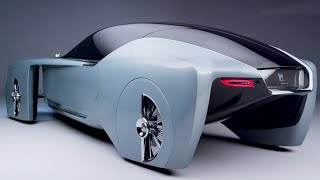Download Rolls-Royce Vision Next 100 (103EX) - interior Exterior Video
