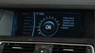Download How To Pair iPhone with BMW iDrive System Video