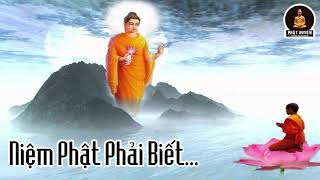 Download Niệm Phật Mà KHÔNG BIẾT điều này thì chưa phải con Phật, nên nghe Video