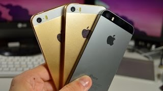 Download Fake vs. Real iPhone 5s! Don't get scammed! Video
