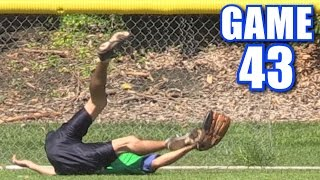 Download BEST CATCH IN THE HISTORY OF SPORTS! | On-Season Softball Series | Game 43 Video