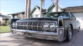 Download El Presidente Night 1962 Lincoln Continental SoCal Cruising Story Video