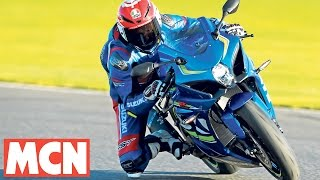 Download Taylor Mackenzie on new Suzuki GSX-R1000 | Promo | Motorcyclenews Video