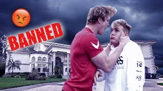 Download After THIS, I HAD to Ban Logan from The Team 10 Mansion.. Video
