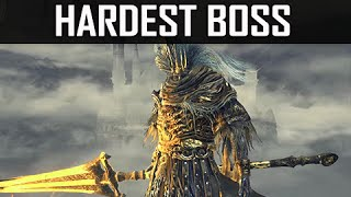 Download Beating the Hardest Boss in Dark Souls 3 - King of the Storm & Nameless King Strategy + Rewards Video