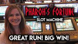 Download AWESOME Run of BONUSES on Pharaoh's Fortune Sot Machine! Video