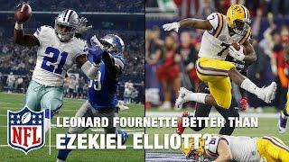 Download Leonard Fournette: Better than Ezekiel Elliott? | NFL Total Access Video