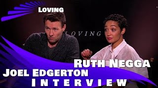 Download LOVING - Joel Edgerton and Ruth Negga Interview Video