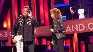 Download Oklahoma Swing with Reba and Vince Also Dolly Parton Video