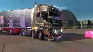 Download [ETS2 v1.26] VOLVO FH16 2013 BY Ohaha DEA Federal Transport of Prisoners Video