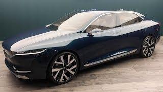 Download Tata E Vision Sedan Concept - World Exclusive | MotorBeam Video