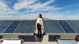 Download Zero Mass' solar panels turn air into drinking water Video