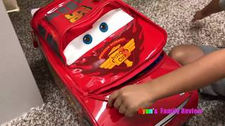 Download Kid Packing for Disney World Family Fun Vacation Trip with Ryan's Family Review Vlog Video