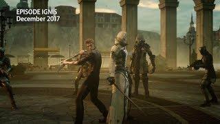 Download FINAL FANTASY XV Universe Tokyo Game Show 2017 Trailer Video