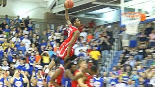 Download Derrick Jones Wins The High School Slam Dunk Contest Championship! Video