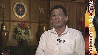 Download Rodrigo Duterte interview: Death, drugs and diplomacy - Talk to Al Jazeera Video