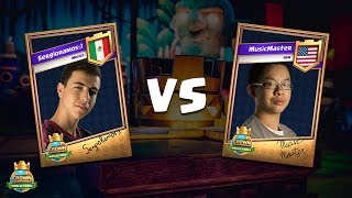 Download CCGS World Finals Grand Finals - SergioRamos:) vs MusicMaster Video