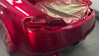 Download G35 Coupe Candy Apple Red Video