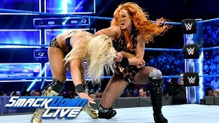 Download Becky Lynch vs. Mandy Rose: SmackDown LIVE, May 8, 2018 Video