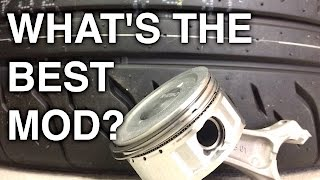 Download What's The Best Mod To Make A Car Faster? Video