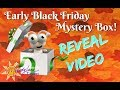 Download Early Black Friday Cricut Mystery Box Video