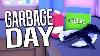 Download I JUST WANT BREAKFAST - Garbage Day Gameplay Video