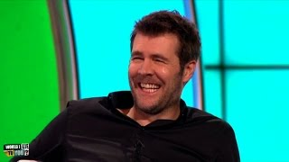 Download Rhod Gilbert: ″I once dug up my dead hamster and gave him a wash.″ - Would I Lie to You? [CC] Video