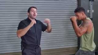 Download Self Defense Techniques - Five Basic Hand Strikes & Defense Video