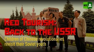 Download Red Tourism: Children of Chinese revolutionaries revisit their Soviet youth Video
