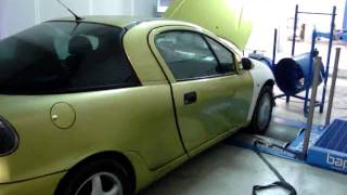 Download Opel Tigra 1.6 turbo by SM chip tuning Video