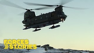 Download In The Freezer: Royal Marines Train To Fight In The Arctic | Forces TV Video