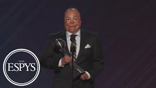 Download Israel Del Toro Receives Pat Tillman Award For Service | The ESPYS | ESPN Video