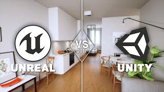 Download Unity vs Unreal | Graphics Comparison Video
