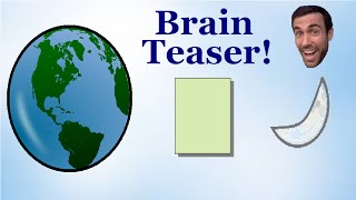 Download Mind blowing brain teaser - Folding paper to the moon Video